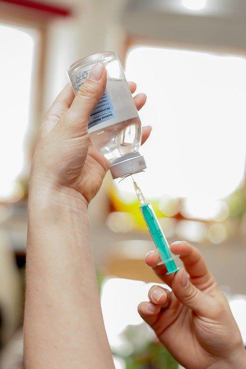 Вакцины спасут мир