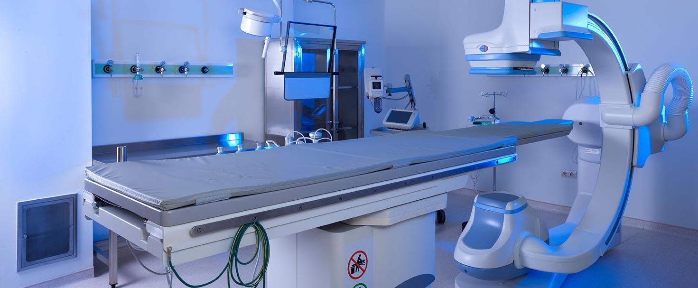 Радио-хирургия рака в Грузии EDGE